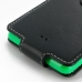 Microsoft Lumia 535 Leather Flip Carry Case handmade leather case by PDair