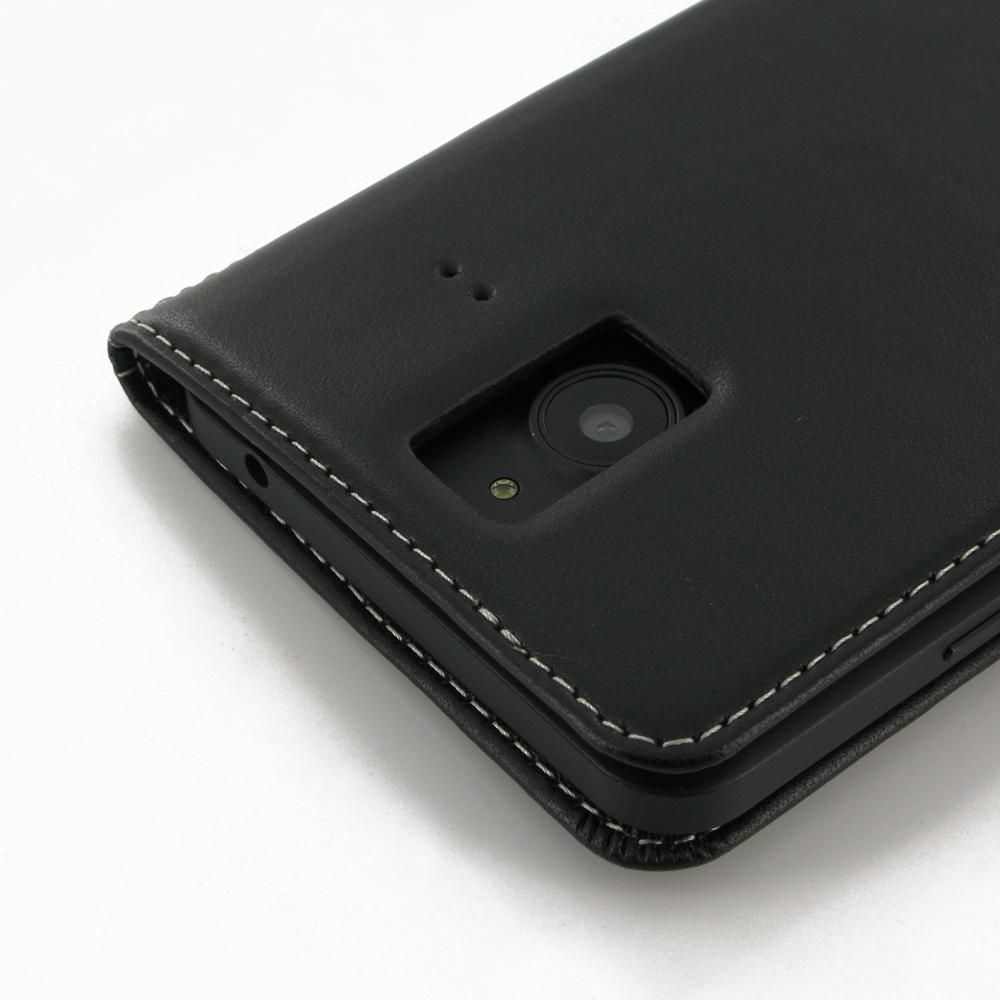 Book Cover Black Xl ~ Microsoft lumia xl lte leather flip carry cover