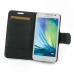 Samsung Galaxy A3 Leather Flip Carry Cover top quality leather case by PDair