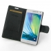 Samsung Galaxy A5 Leather Flip Carry Cover top quality leather case by PDair