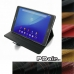 Samsung Galaxy Tab A 9.7 Leather Flip Carry Cover offers worldwide free shipping by PDair