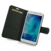 Samsung Galaxy J7 Leather Flip Carry Cover top quality leather case by PDair