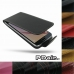 Samsung Galaxy S6 Leather Flip Carry Case best cellphone case by PDair