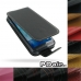Samsung Galaxy Xcover 3 Leather Flip Carry Case Wide selection of colors and patterns. by PDair