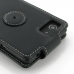 Sony Xperia E3 Dual Leather Flip Top Carry Case protective carrying case by PDair