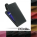 Sony Xperia E3 Dual Leather Flip Top Carry Case protective stylish skin case by PDair
