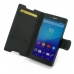 Sony Xperia Z3+ Plus / Xperia Z4 Leather Flip Carry Cover top quality leather case by PDair