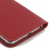 iPhone 6 6s Plus Leather Flip Carry Cover (Red) handmade leather case by PDair