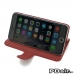 iPhone 6 6s Plus Leather Smart Flip Cover (Red) Wide selection of colors and patterns. by PDair