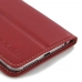 iPhone 6 6s Plus Leather Smart Flip Cover (Red) handmade leather case by PDair