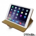 iPad Air 2 Leather Flip Carry Cover (Brown) Wide selection of colors and patterns. by PDair