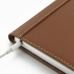 iPad Air 2 Leather Flip Carry Cover (Brown) handmade leather case by PDair