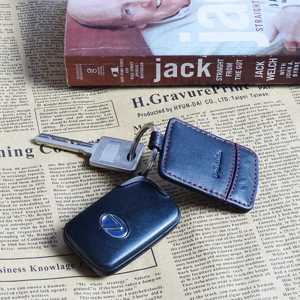 Leather Key Holder :: PDair