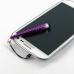Mini Stylus Touch Pen (Black/ Silver/ Purple/ Red/ Gold) custom degsined carrying case by PDair