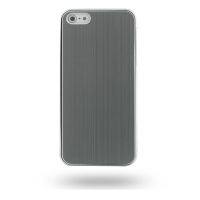 Plastic Hard Case for Apple iPhone 5 | iPhone 5s (Grey)