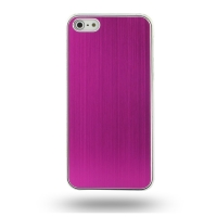 Plastic Hard Case for Apple iPhone 5 | iPhone 5s (Petal Pink)
