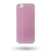Plastic Hard Case for Apple iPhone 5 | iPhone 5s (Pink)