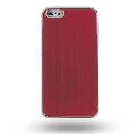Plastic Hard Case for Apple iPhone 5 | iPhone 5s (Red)
