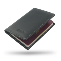 Travel Passport Leather Wallet Holder Case PDair Premium Hadmade Genuine Leather Protective Case Sleeve Wallet