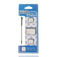 PDAIR ブランドのZ用多機能スタイラスです。スタイラスペン、ボールペン、リセットピンの3機能。紙に書くこと、では緊急時のリセットにもお使いいただけます。本体のスタイラスホールにジャストサイズで、標準付属のスタイラスと入れ替えて収納できるので携帯に便利。適度な重さで書き心地も抜群。色はブラック、シルバーのツートンカラー。