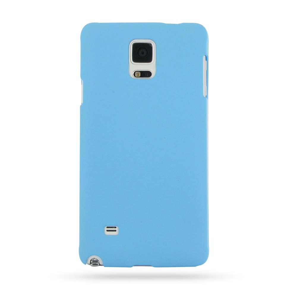 10% OFF + FREE SHIPPING, Buy Best PDair Top Quality Protective Samsung Galaxy Note 4 Rubberized Hard Cover (Light Blue) online. You also can go to the customizer to create your own stylish leather case if looking for additional colors, patterns and types.