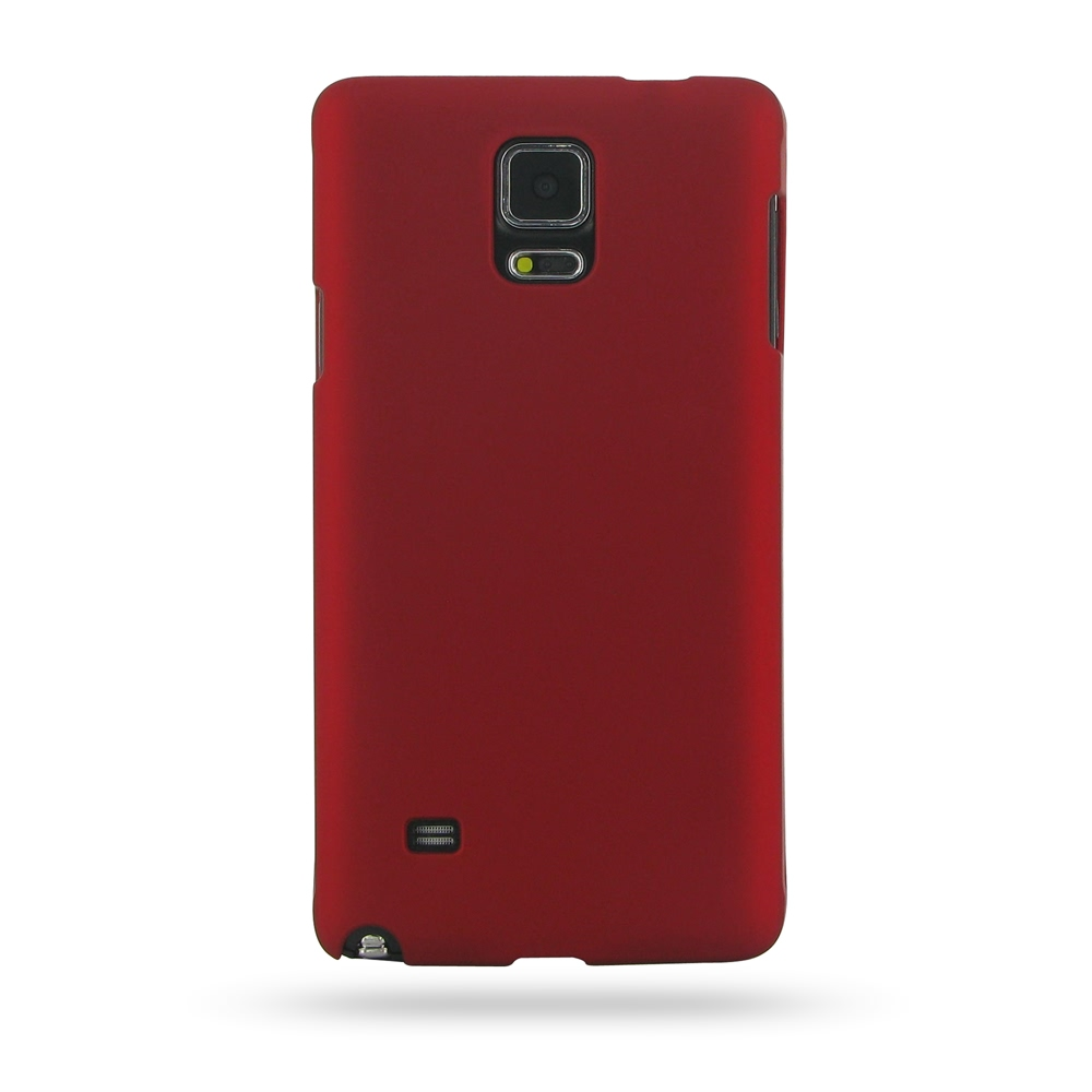 10% OFF + FREE SHIPPING, Buy Best PDair Top Quality Protective Samsung Galaxy Note 4 Rubberized Hard Cover (Red) online. You also can go to the customizer to create your own stylish leather case if looking for additional colors, patterns and types.