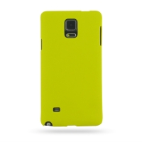 Rubberized Hard Cover for Samsung Galaxy Note 4 | Samsung Galaxy Note4 | SM-N910 (Yellow)