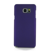 Rubberized Hard Cover for Samsung Galaxy Note 5 | Samsung Galaxy Note5 (Purple)