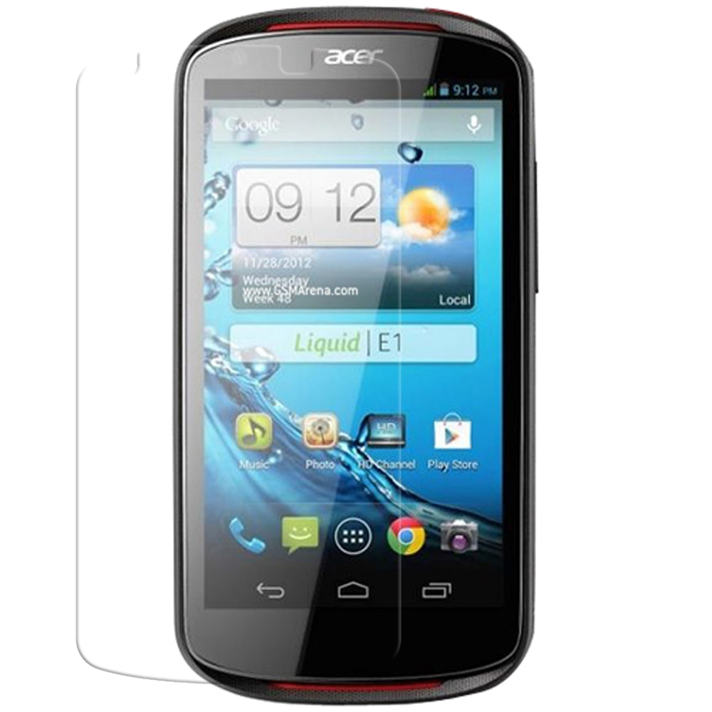 10% OFF + FREE SHIPPING, Buy Best PDair Top Quality Acer Liquid E1 Screen Protector online. Our Acer Liquid E1 Screen Protector is Best choice. You also can go to the customizer to create your own stylish leather case if looking for additional colors, pat