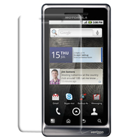 Motorola Milestone 2 / DROID 2 Screen Protector :: PDair