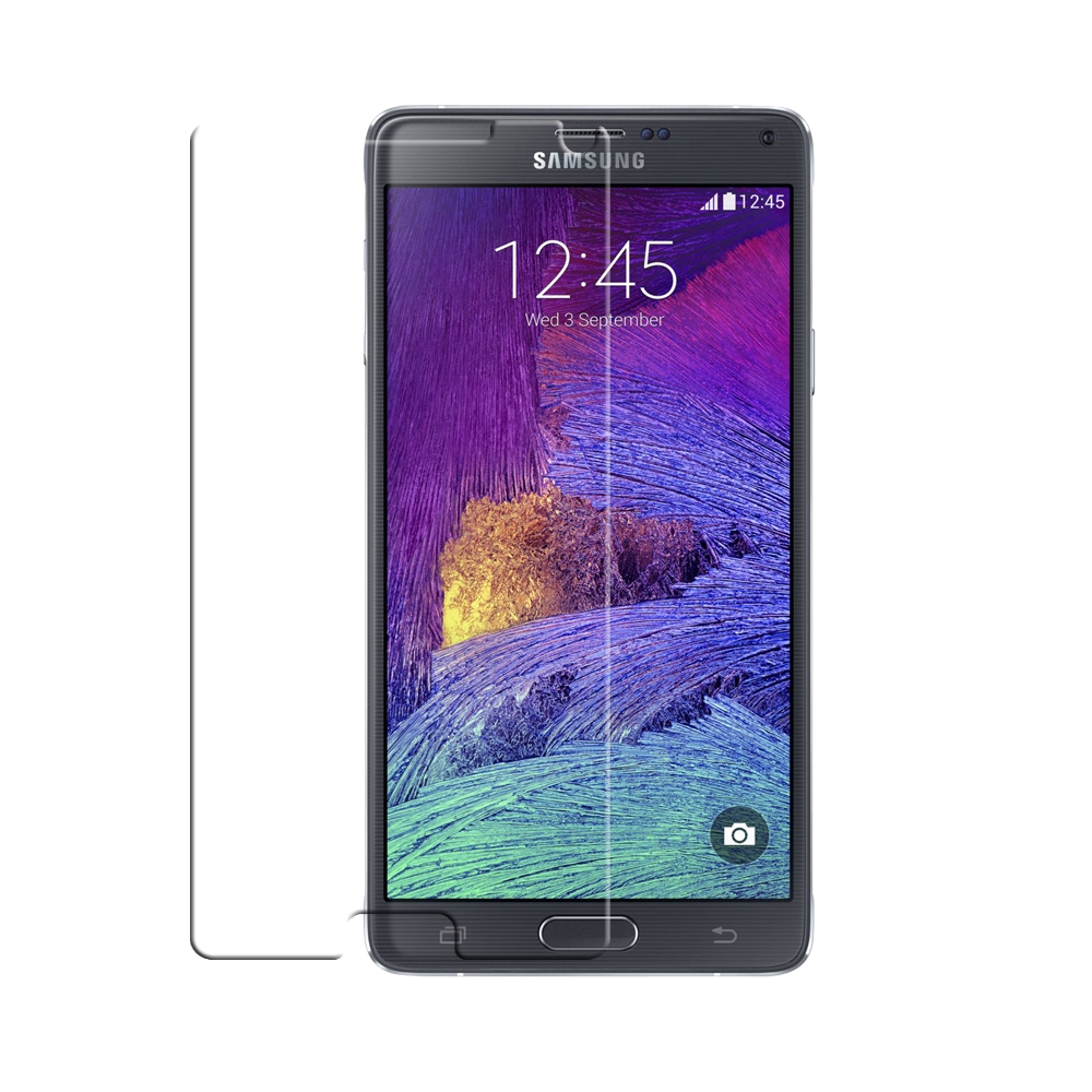 samsung galaxy note 4 screen protector pdair 10 off free shipping. Black Bedroom Furniture Sets. Home Design Ideas