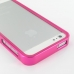 iPhone 5 5s Aluminum Metal Bumper Case (Petal Pink) protective carrying case by PDair