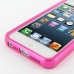 iPhone 5 5s Aluminum Metal Bumper Case (Petal Pink) handmade leather case by PDair