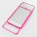 iPhone 5 5s Aluminum Metal Bumper Case (Petal Pink) genuine leather case by PDair