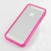 iPhone 5 5s Aluminum Metal Bumper Case (Petal Pink) top quality leather case by PDair