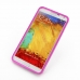 Samsung Galaxy Note 3 Aluminum Metal Bumper Case (Petal Pink) top quality leather case by PDair
