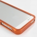 iPhone 5 5s Aluminum Metal Bumper Case (Orange) protective carrying case by PDair