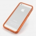 iPhone 5 5s Aluminum Metal Bumper Case (Orange) top quality leather case by PDair
