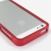 iPhone 5 5s Aluminum Metal Bumper Case (Red) protective carrying case by PDair