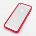 iPhone 5 5s Aluminum Metal Bumper Case (Red) top quality leather case by PDair