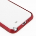 Samsung Galaxy Note 2 Aluminum Metal Bumper Case (Red) handmade leather case by PDair