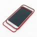 Samsung Galaxy Note 2 Aluminum Metal Bumper Case (Red) offers worldwide free shipping by PDair