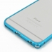 iPhone 6 6s Plus Aluminum Metal Bumper Case (Blue) protective carrying case by PDair