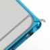iPhone 6 6s Plus Aluminum Metal Bumper Case (Blue) genuine leather case by PDair