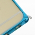 iPhone 6 6s Aluminum Metal Bumper Case (Blue) genuine leather case by PDair