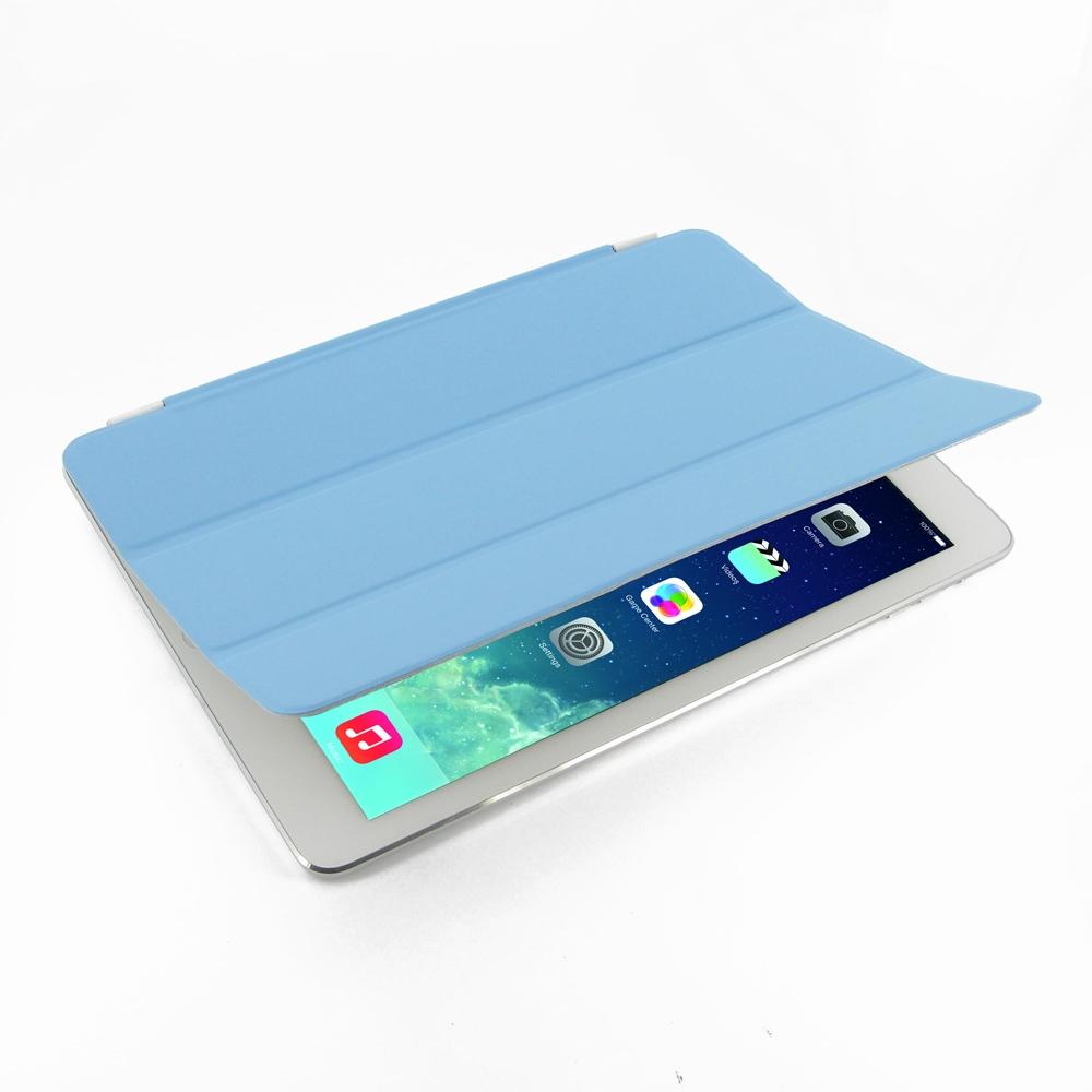 Ipad air smart cover light blue pdair 10 off free - Smart case ipad air ...