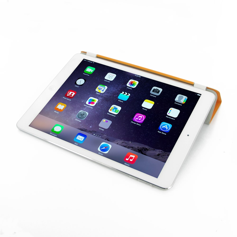 Ipad air 2 smart cover orange pdair 10 off free - Smart case ipad air ...