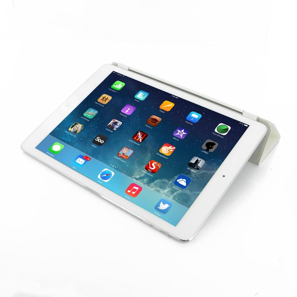 Ipad air smart cover white pdair 10 off free shipping - Smart case ipad air ...