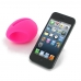 iPhone 5 5s Acoustic Amplifier (Pink Ellipse) offers worldwide free shipping by PDair