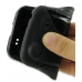 HTC Incredible S Soft Case (Black) protective carrying case by PDair
